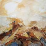 Braun liegend (Elisa) 80x120
