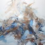 Liegende (Elisa) 80x100