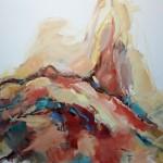 Liegende (Irena) 80x100