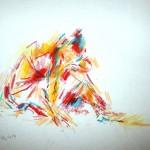 Zeichnungen Tanz und Figur (15)