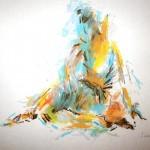 Zeichnungen Tanz und Figur (5)