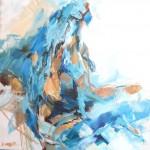 Blau (Elisa) 80x80